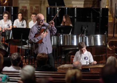 Peace Drums Concert at Congregation Rodeph Shalom