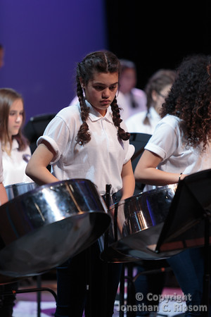 Peace Drums Concert at Cab Calloway 2016-04-13