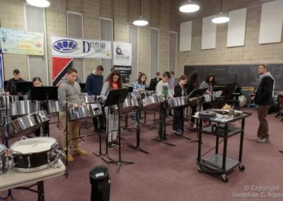 Peace Drums Rehearsal at UD0891-L