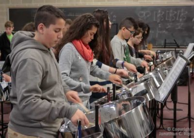 Peace Drums Rehearsal at UD0959-L
